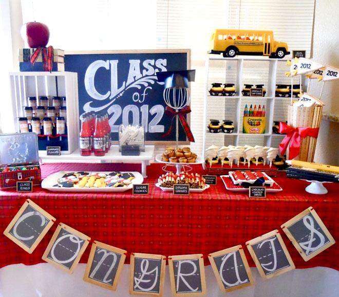 Graduation party ideas keestone events dallas fort worth wedding